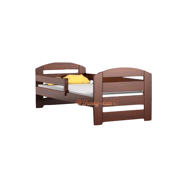 Solid Pine Wood Junior Daybed Kam3 160x70 Cm