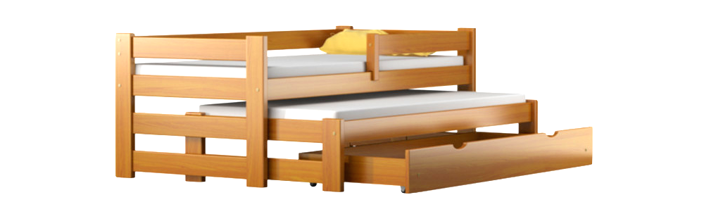 Trundle beds, roll-out beds