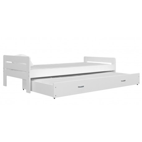Trundle roll-out bed Ben 200x90 cm