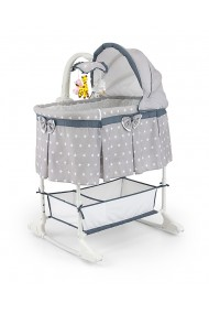Cradle for baby Sweet Melody 4 in 1 Star