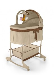 Cradle for baby Sweet Melody 4 in 1 Cream