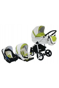 Travel system 3 in 1 Monet Leather Collection