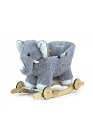 Rocking Elephant Polly grey