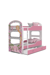 Bunk bed Dominique Princess