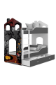 Bunk bed Haunted House