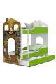 Bunk bed Pirate House