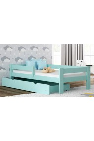 Solid pine wood junior daybed Dino 160x70 cm