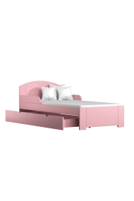 Solid pine wood junior bed Billy