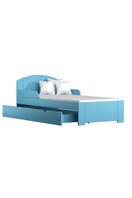 Solid pine wood junior bed Billy 160x80 cm