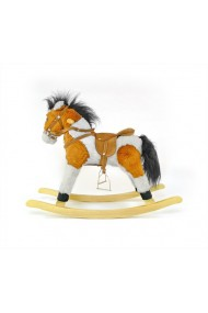 Rocking horse Pony Light Brown