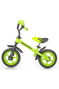 Dragon - balance bike - green