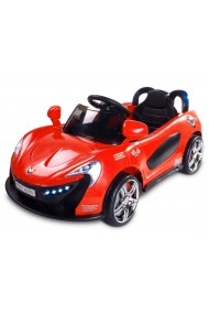 Electric ride-on car Aero 12V Red with remote control