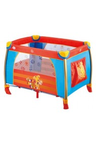 Playpen and travel cot Mirage Alu Puppy