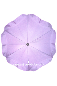 Umbrella for stroller Violet