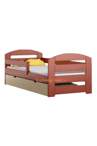 Solid pine wood daybed Kam3 180x80 cm