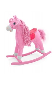 Rocking horse Pink Princess