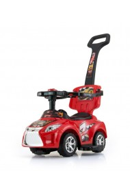 Ride-on car 3 in 1 KID red