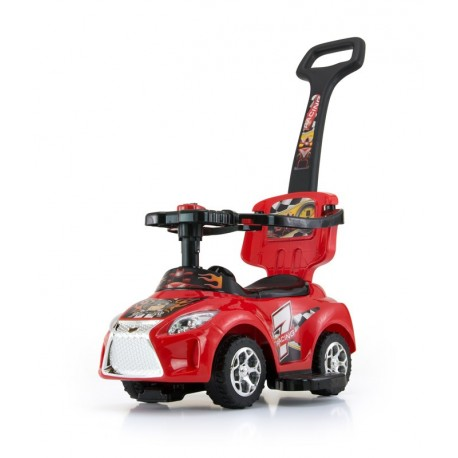 Ride-on 3 in 1 KID red