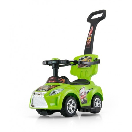 Ride-on 3 in 1 KID green