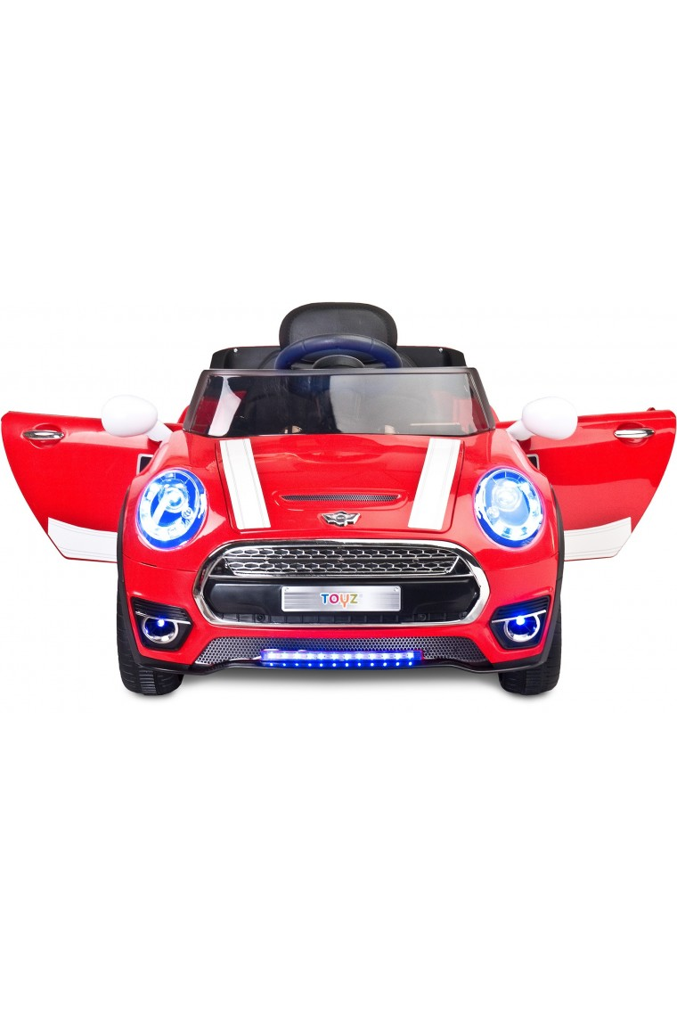 Electric Ride On Car Maxi 12v Red With Remote Control