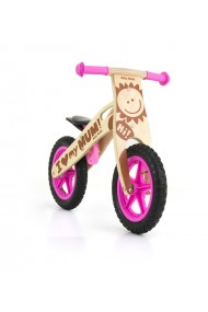 King Girl - balance running bike