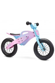 Balance running bike Enduro pink