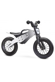 Balance running bike Enduro grey