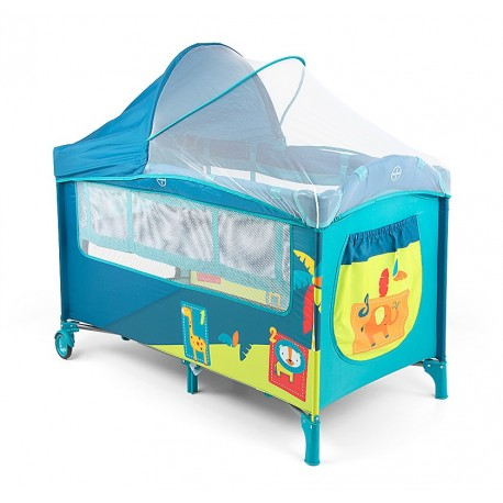 Travel cot jungle