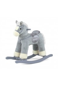 Rocking horse Pepe grey