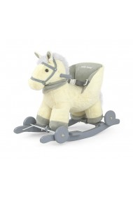 Rocking horse Polly beige