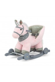 Rocking horse Polly pink Unicorn